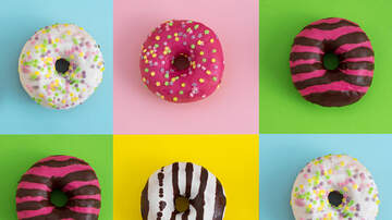 Tina - Here's Where You Can Grab A Free Donut Today!