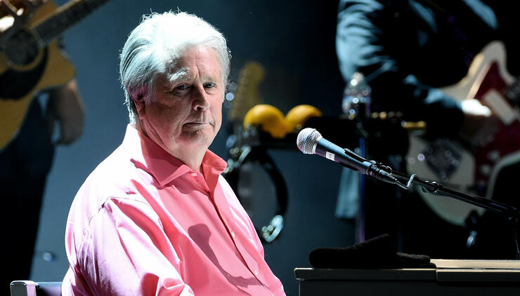"""Brian Wilson Postpones Tour After """"Scary"""" Side Effects Of Recent Surgery 