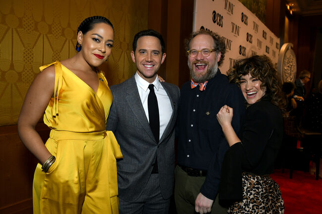 The 73rd Annual Tony Awards Meet The Nominees Press Day