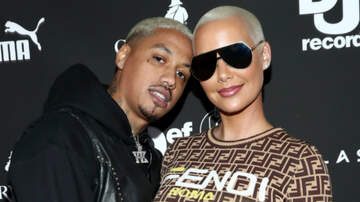 Trending - Amber Rose's Boyfriend Gets X-Rated Talking About Sex During Her Pregnancy