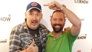 Ross Kaminsky - Harland Williams joins Ross in studio before his ComedyWorks shows!