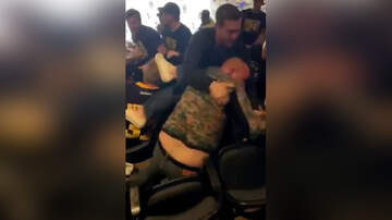 Sports Top Stories - Boston Bruins Fans Start Fighting Each Other During Stanley Cup Final Game