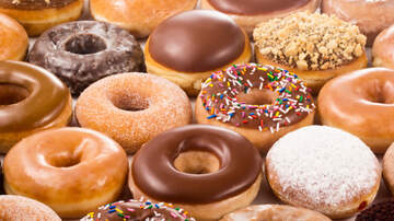 Kelly Bennett - Where to go for freebies on this National Doughnut Day