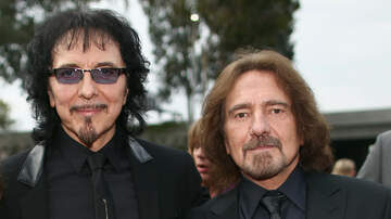 Maria Milito - Tony Iommi, Geezer Butler To Take Part In Black Sabbath Anniversary Event