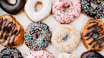 Katie Price - Happy National Donut Day! Here's Some Deals You Can Score Today