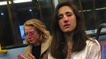 iHeartPride - American Woman, Girlfriend Attacked On London Bus After Refusing To Kiss