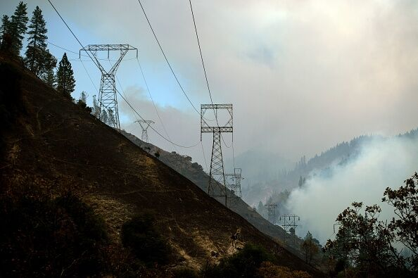 PG&E Wildfire Worries May Mean NorCal Power Shut Off Could Happen