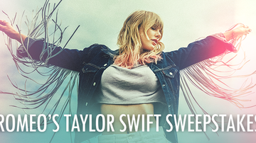 Contest Rules - Romeo's Taylor Swift Sweepstakes Rules