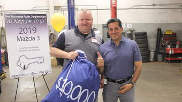 Photos - The Romano Auto Dealerships 10 Keys For 10 G's!