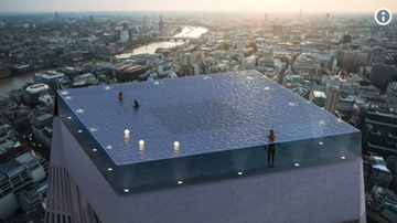 Curt Williams - London Is Getting An Infinity Pool On The Roof Of A Building