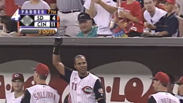 Lance McAlister - Watch this date 2000: A curtain call for Barry Larkin