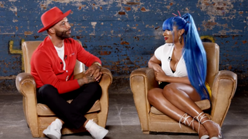 DJ Shante - Megan Thee Stallion Talks Connecting Women In Hip-Hop W/ Joe Budden