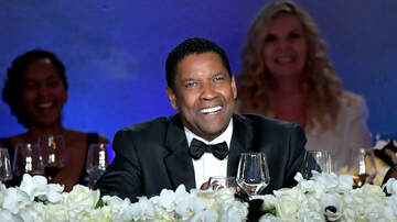 The Mighty Peanut - Denzel Washington happy on receiving the AFL'S Lifetime Achievement Award!