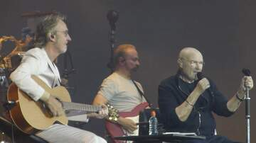 Frank Bell - Phil Collins Reunites With Mike Rutherford for Follow You Follow Me