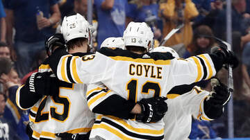 Jessica - Bruins Win Game 6 and Force A Game 7 in Boston!!