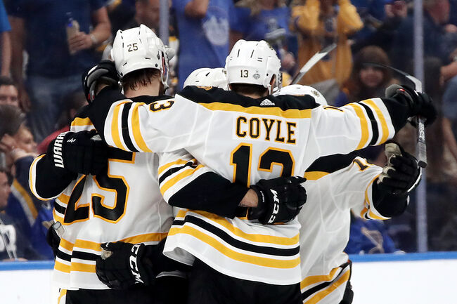 2019 NHL Stanley Cup Final - Game Six