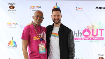 Capital Pride Concert - Calum Scott M&G | Capital Pride 2019