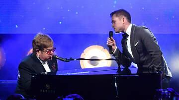 Maria Milito - Watch Elton John, Taron Egerton Perform Your Song In Concert