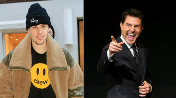 Elvis Duran - Justin Bieber Challenges Tom Cruise To UFC Fight: Read The Tweet