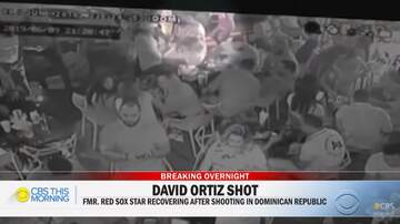 Call me Furious...... Mr. Furious! - Surveillance Video Footage of David Ortiz Attack Released