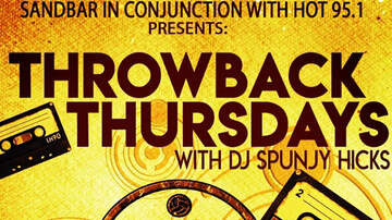 None - Old School Throwback Thursdays At The Sandbar