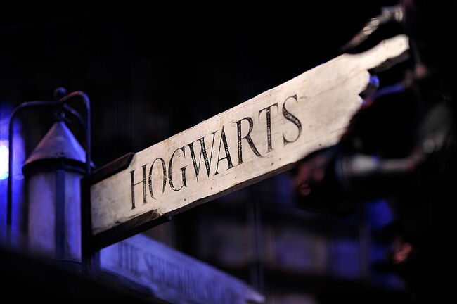Hogwarts - A Tour Of The Set Of Harry Potter