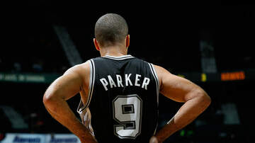 SPURSWATCH - Photos: A look back at Tony Parker and the Spurs