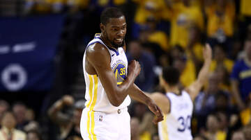 Trending in The Bay - Kevin Durant Will Be Playing Game 5!