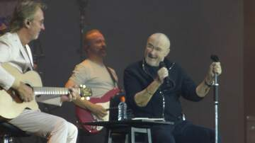 Rock News - See Phil Collins, Mike Rutherford Perform Genesis' Follow You, Follow Me