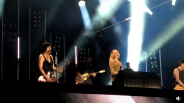 Rachel Ramsey - Carrie Underwood and Joan Jett Rock Out at CMA Fest