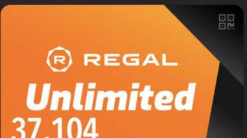 Shawn Garrett - Regal Unlimited Movie Subscription Service To Launch