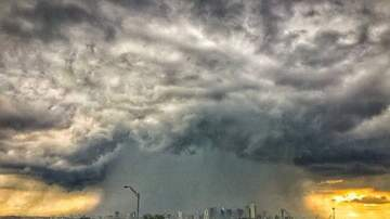 Ted McKay - Ahh a Sunday afternoon in Dallas..Tx weather can change really fast...