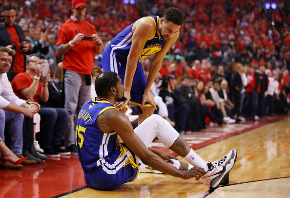 2019 NBA Finals - Game Five / Getty Images