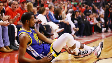 Sports Desk - Warriors' Durant Undergoes Surgery For Ruptured Achilles