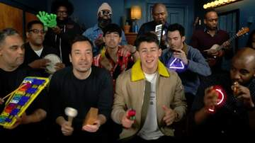 Matty in the Morning - Jimmy Fallon, Jonas Brothers & The Roots Sing Sucker