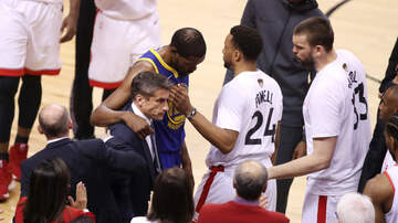 Lucas in the Morning - Who has the edge in the NBA Finals now that Durant is injured again?