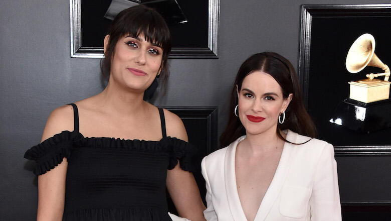 Teddy Geiger & Emily Hampshire Reportedly Call Off Engagement