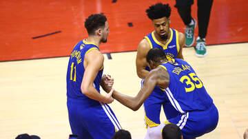 Mike Trivisonno - Raptors Fans Cheer Kevin Durant Injury During Game-5