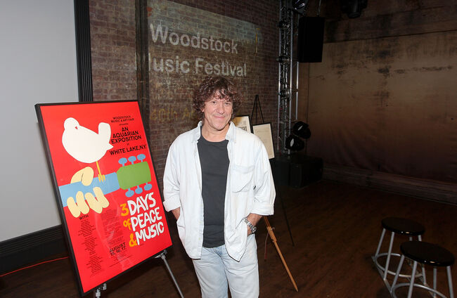 Rock & Roll Hall Of Fame Annex Celebrates Woodstock's 40th Anniversary