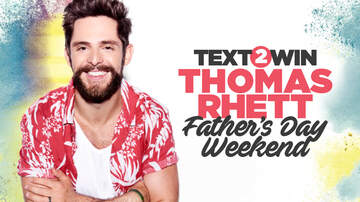 Contest Rules - Text To Win Thomas Rhett VIP Experience