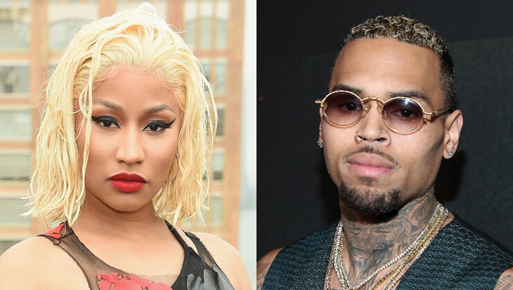 Did Nicki Minaj Drop Out Of Her Summer Tour With Chris Brown? | iHeartRadio