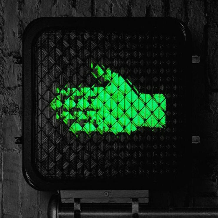 The Raconteurs - 'Help Us Stranger' Album Cover Art
