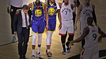 The Herd with Colin Cowherd - Colin Cowherd Says Warriors Will Offer Kevin Durant a Max Deal Out of Guilt