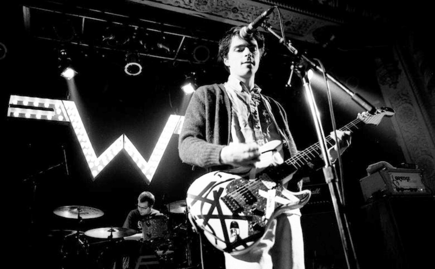Weezer Live 1994 USA