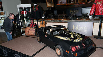 Shawn Carey - Smokey And The Bandit TransAm To Be Auctioned Off