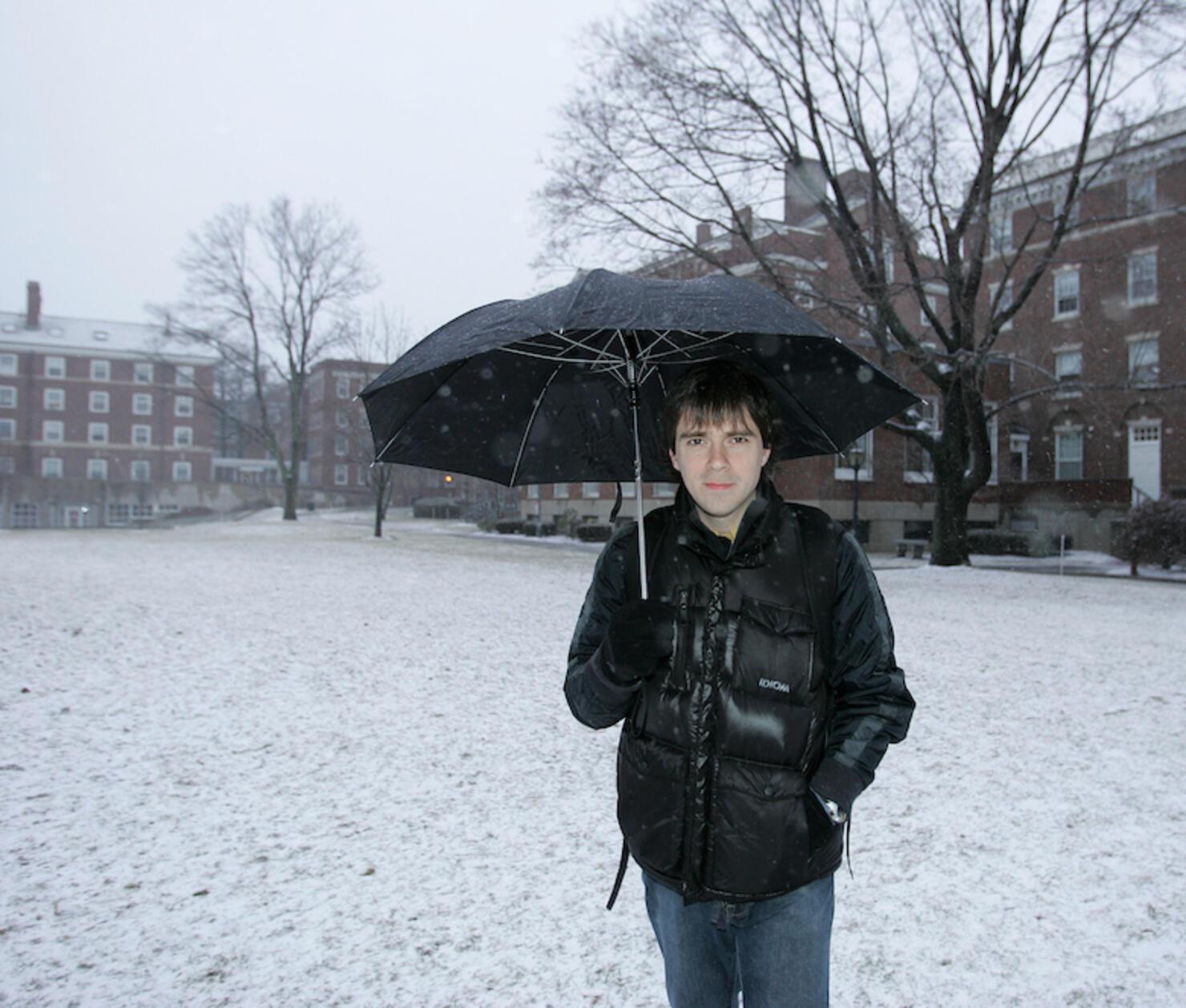 USA - Harvard University - Rivers Cuomo