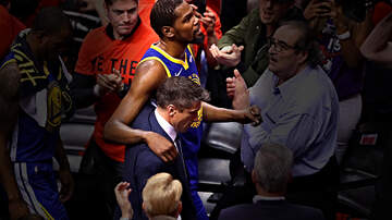 The Herd with Colin Cowherd - Ric Bucher Says Kevin Durant Refused Advice to Sit Out NBA Finals