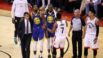 Dreena Gonzalez - SMH... Guess who's blaming the Warriors for Kevin Durant getting hurt!