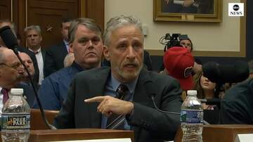 Michael Berry - Jon Stewart Gives It To Lawmakers On Behalf Of The 9/11 1st Responders
