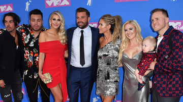 Garrett - 'The Hills' Cast Reacts To  Perez Hilton Wanting To Be On The Revival